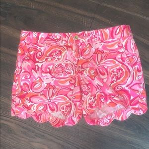 Lilly Pulitzer Shorts Size 0